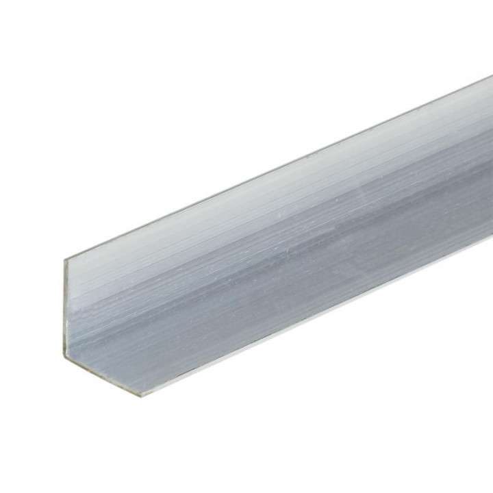 Профиль уголок алюминиевый 40х40х4 мм