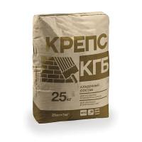 Кладочная смесь КГБ 25 кг Крепс для блоков из ячеистого бетона