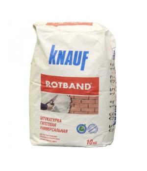 Штукатурка Ротбанд Кнауф 10 кг гипсовая