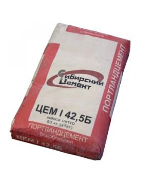 Цемент Топки 50кг ЦЕМ I 42,5Б (ПЦ-500 Д0)