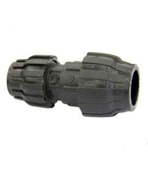 Муфта пэ 32х25 мм переходная компрессионная