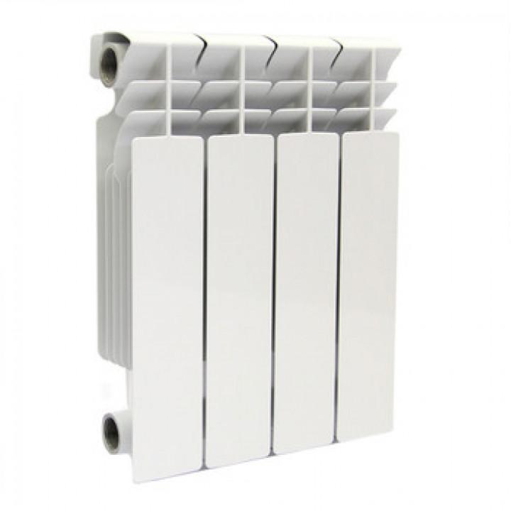 Радиатор отопления алюминиевый 11 секций 500/85 мм Radena
