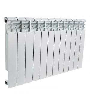 Радиатор отопления алюминиевый 12 секций 500/85 мм Radena