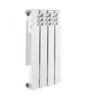 Радиатор отопления алюминиевый 4 секции 500/85 мм Radena