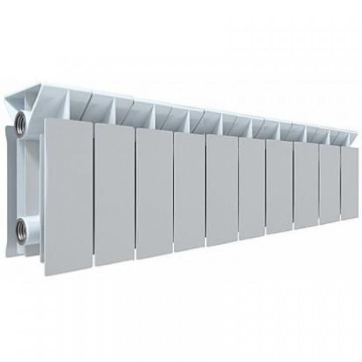 Радиатор отопления биметаллический 10 секций CS150/120 мм Radena