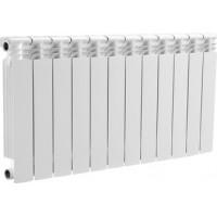 Радиатор отопления алюминиевый 12 секций 500/80 мм OASIS