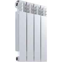 Радиатор отопления алюминиевый 4 секции 500/80 мм OASIS