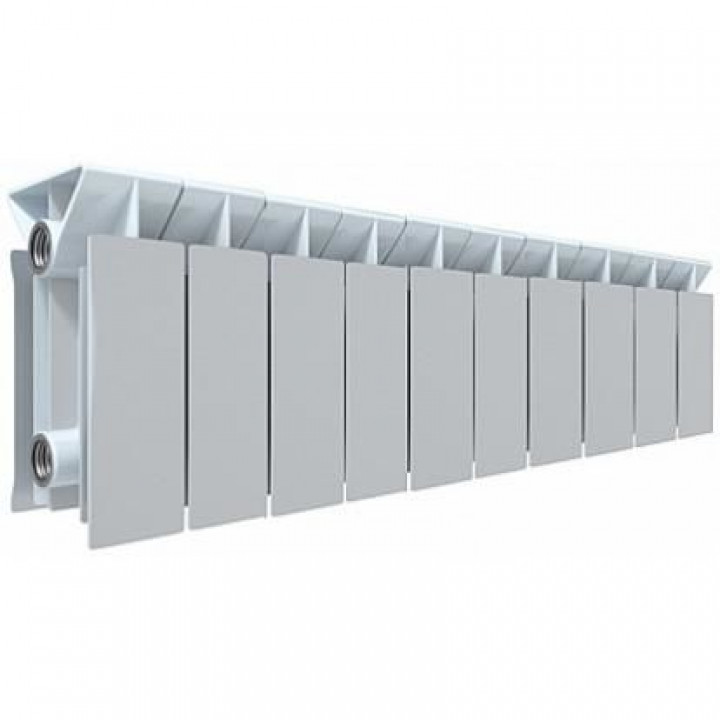 Радиатор отопления биметаллический 14 секций CS150/120 мм Radena