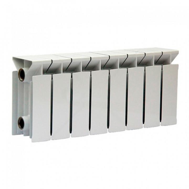 Радиатор отопления биметаллический 8 секций CS150/120 мм Radena