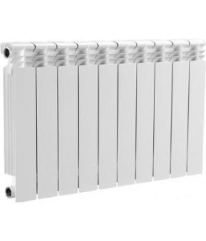 Радиатор отопления биметаллический 10 секций CS350/85 мм Radena