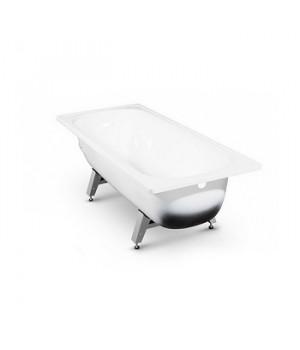 Ванна стальная Antika с ножками белая 1500х700х400мм