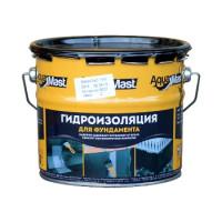 Мастика битумно-резиновая кровля 3 кг AquaMast
