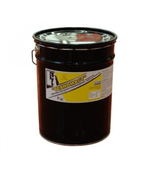 Мастика кровельная №21 битумно-полимерная 20 кг Техномаст
