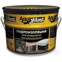 Мастика битумная фундамент 3 кг AquaMast