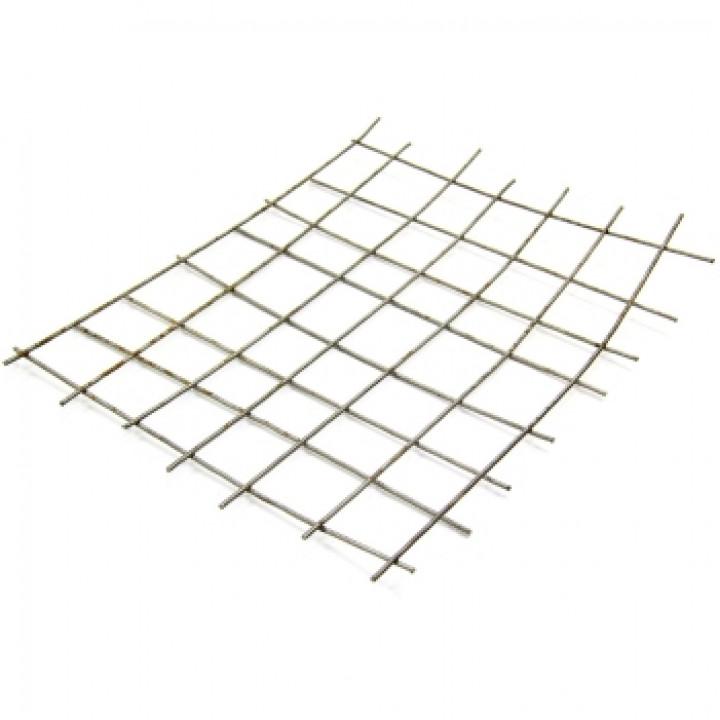 Сетка кладочная 50х50х3 мм, 1,5х0,5 м