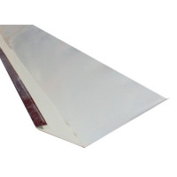 Планка карнизная Shinglas 2000х100х50 мм, коричневый
