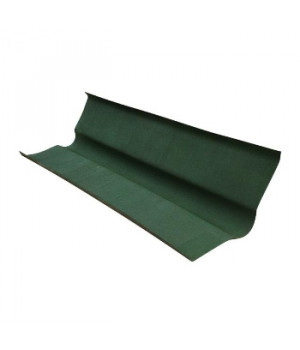 Ендова 1000х360 мм зеленая