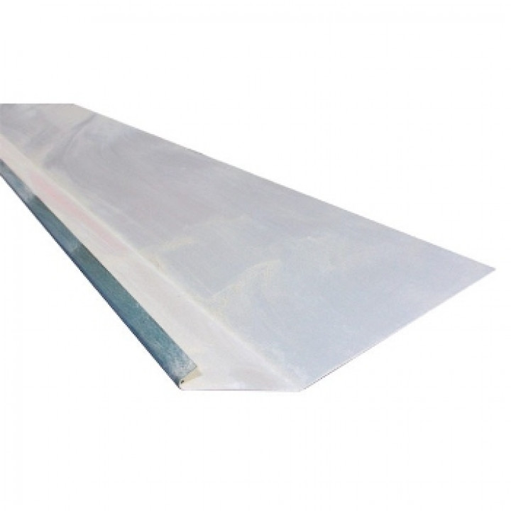 Планка карнизная Шинглас 2000х100х50 мм, зеленый