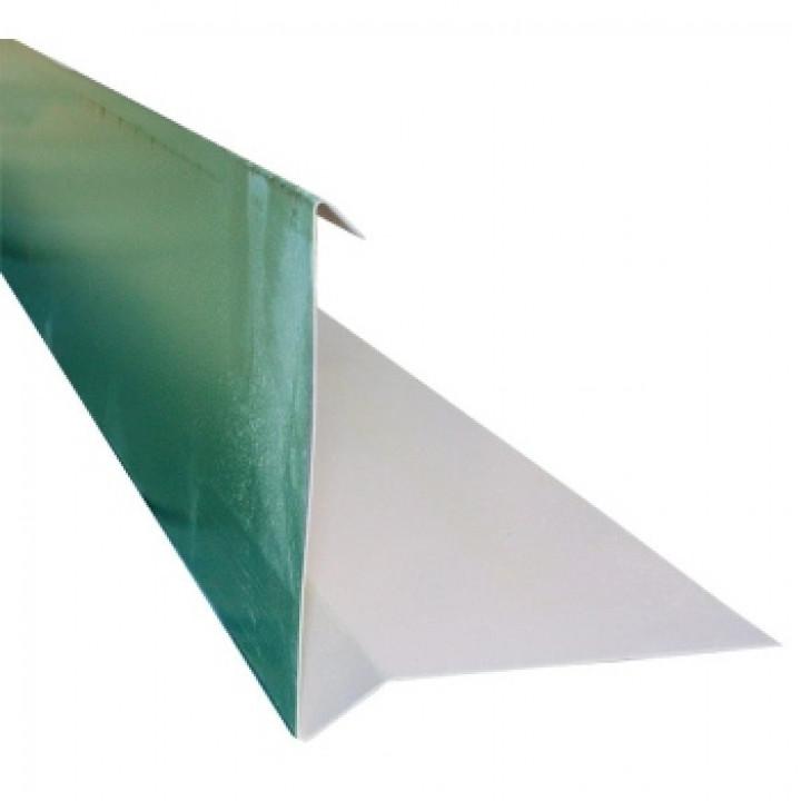 Планка торцевая Шинглас 2 м, зеленый