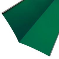 Ендова нижняя 76х76х2000 мм зеленый мох (RAL-6005)