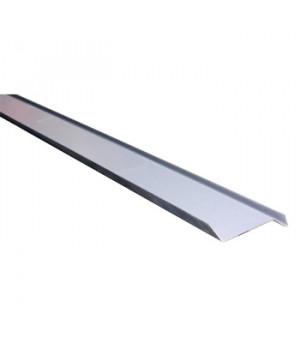 Планка примыкания Shinglas 2 м, коричневый