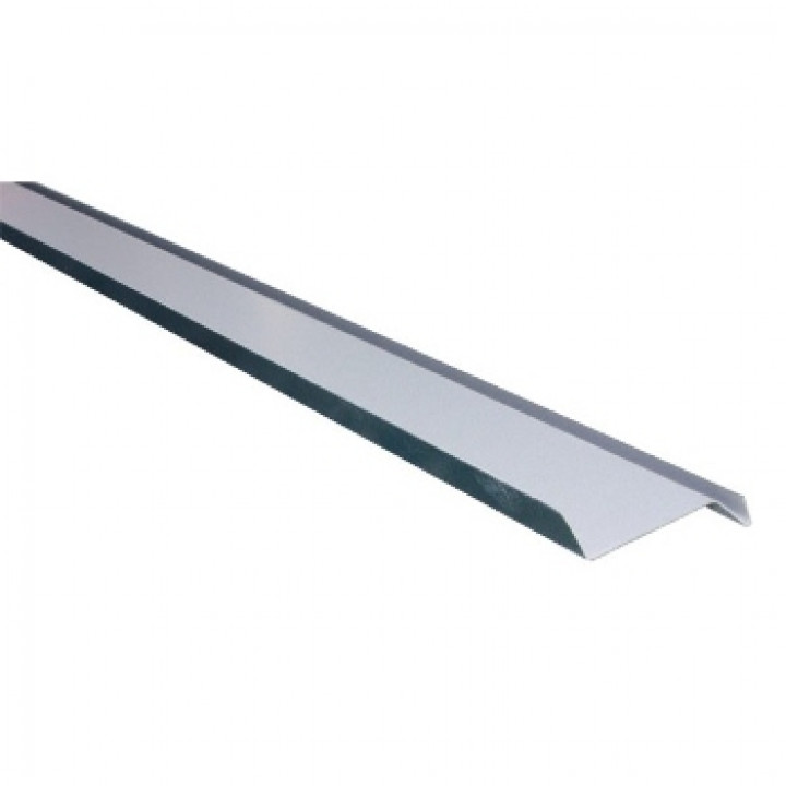 Планка примыкания Шинглас 2 м, зеленый