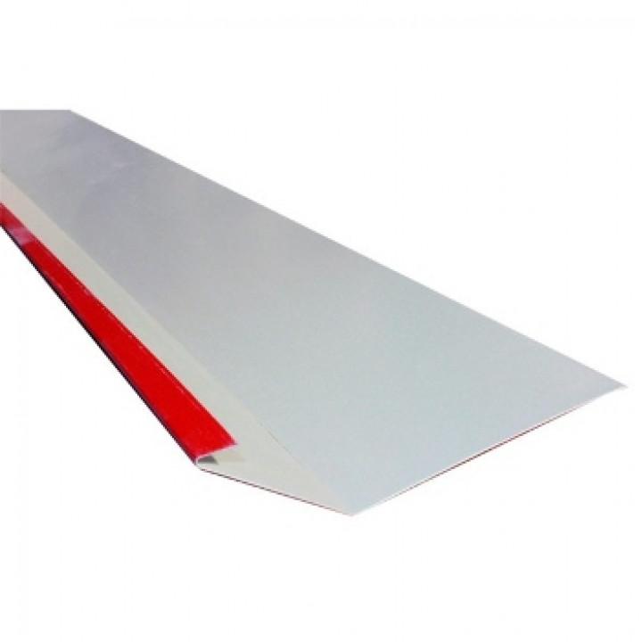 Планка карнизная Шинглас 2000х100х50 мм, красный