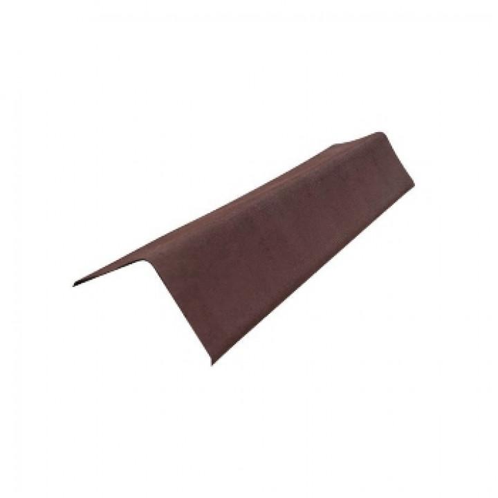 Щипец Ондулин 1100х200 мм коричневый
