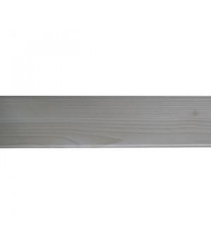 Угол складной МДФ 2600х56х6 мм береза