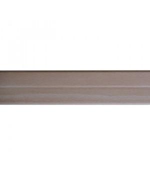 Угол складной МДФ 2600х56х6 мм бук