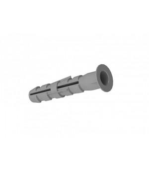 Дюбель 4-х распорный нейлон тип N 6х30 мм