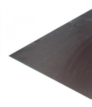 Лист плоский 2000х1250х0,45 мм шоколад (RAL-8017)