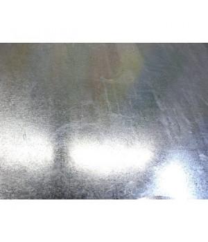 Лист плоский 2500х1250х0,45 мм оцинкованный
