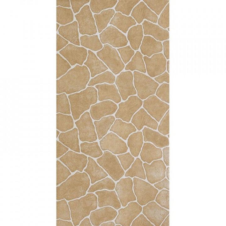 Панель стеновая МДФ 2440х1220х6 мм камень пепельный