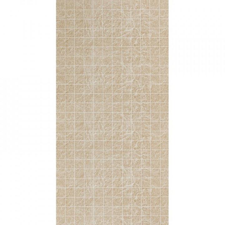 Панель стеновая МДФ 2440х1220х3,2 мм миндальный мрамор (10х10)