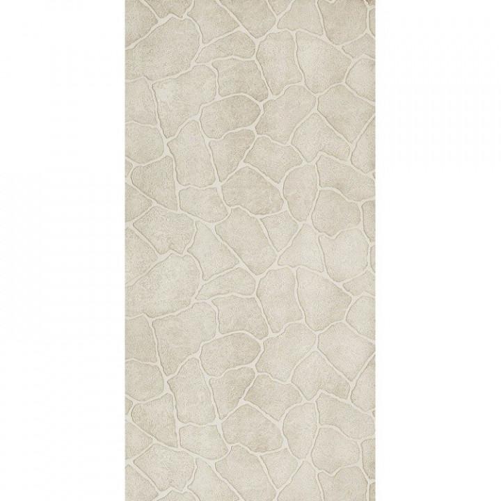 Панель стеновая МДФ 2440х1220х6 мм камень белый