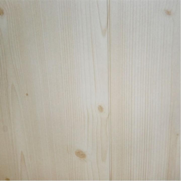 Панель стеновая МДФ 2600х238х6 мм береза, классик