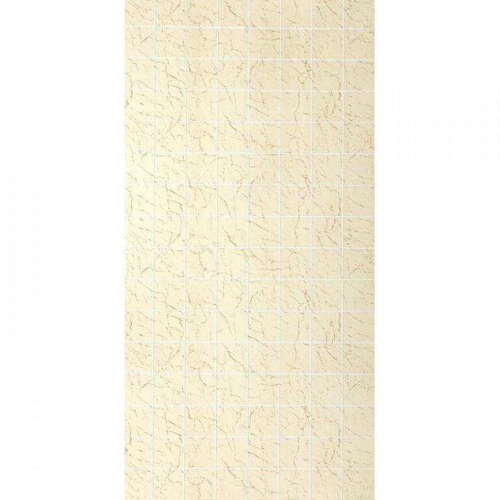 Панель стеновая МДФ 2440х1220х3,2 мм сахара (15х15)