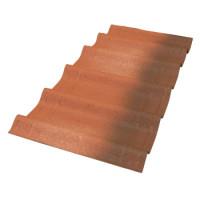 Черепица Ондувилла 3D 1070х400х3 мм фиорентино