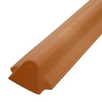 Торцевой конек Ондувилла 1060х175 мм фиорентино