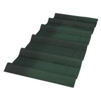 Черепица Ондувилла 3D 1070х400х3 мм зеленый