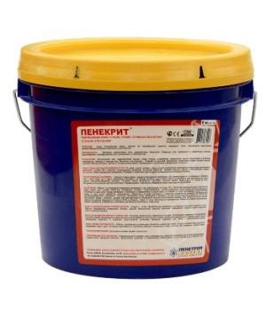 Гидроизоляция проникающая Пенекрит для стыков и трещин 5 кг