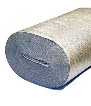 Порилекс НПЭ ЛФ тип А 10х1200мм/15м (18м2) голубой теплоизоляция для стен