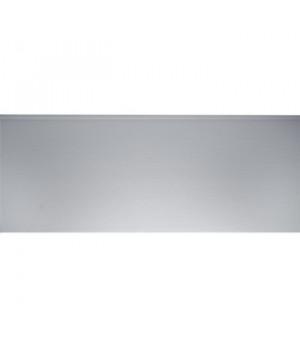 Панель ПВХ, П-25, белая, матовая, 2,7м