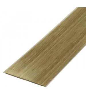 Панель ПВХ, П-25, палевый бамбук, 2,7м