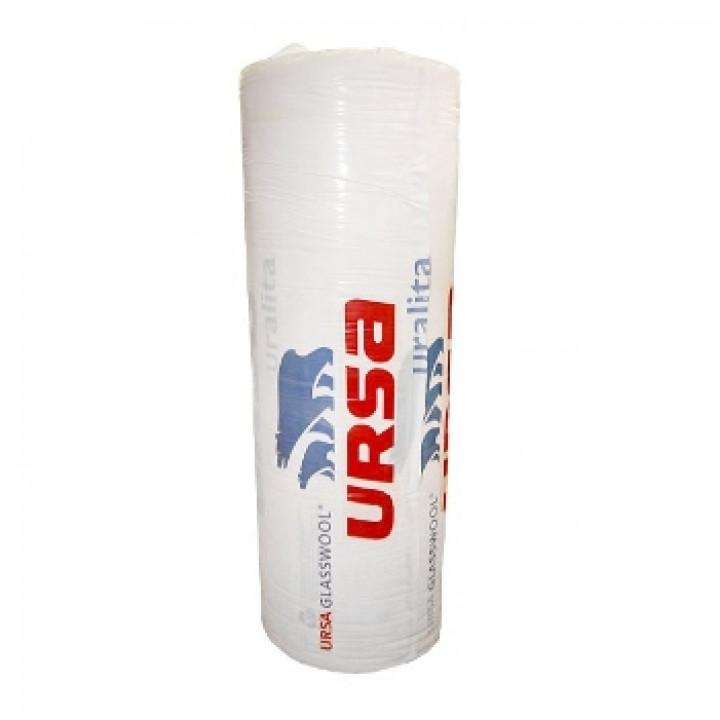 Минераловатная теплоизоляция URSA GEO Лайт (6250х1200х50мм)х2
