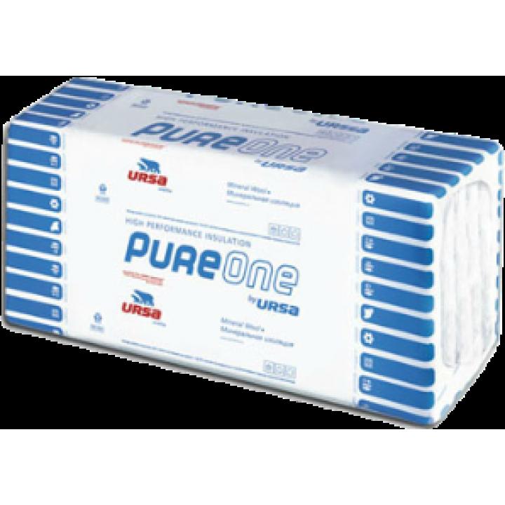 Минераловатная теплоизоляция УРСА PureOne 34 PN (1250х600х50мм)х12