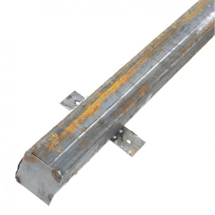 Столб заборный 60Х60х1,5 мм 3 м