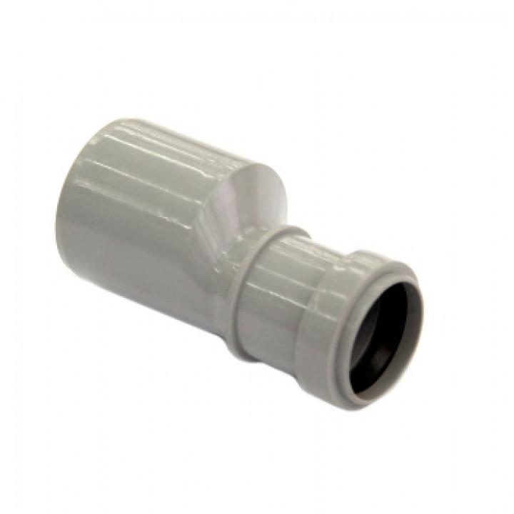 Переход редукционный 50х40 мм канализационный