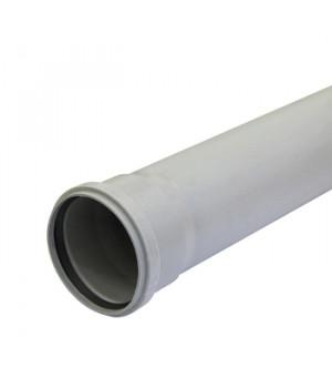 Труба 110х1500 мм канализационная